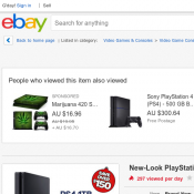 eBay EB Games - PS4 1TB + 2 Games $379.05 (RRP $549) Deal Image