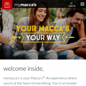 McDonald's - $2 Off Hotcakes with 6 Nuggets purchase via mymacca's app Today Only! Deal Image
