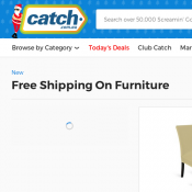 Catch - 24 Hour Sale: Furniture Frenzy: Up to 70% Off Over 620 Bargains & Free Shipping Deal Image