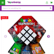 Rubik's Spark Game FOR $22 Deal Image