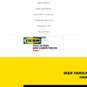 IKEA - Boxing Day Sale 2017: Up to 85% Off Storewide Deal Image
