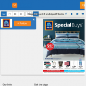 Mamia premium swim pants $6.99 Everyday Price @ALDI Special Buys Week 1 Deal Image