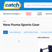 New Puma Sports Gear Discount Shoes start from $49.99 @Catch.com Deal Image
