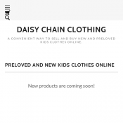 Gap T-shirt Sale - Prices start from $7 @Daisychainclothing Deal Image