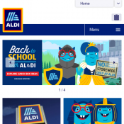 ALDI Discounts Coordinated Stationary $3.99,  Wall or Desk Planner $6.99 Deal Image