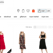 50% OFF Women, Men and Kids Clothing at Myer Deal Image