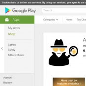 FREE Android App 'Anti-Theft Security @Google Play (RRP $4.99)