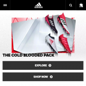 Chinese New Year Sale: Free Shipping on Selected Items @Adidas Deal Image