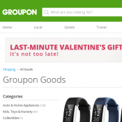Groupon - $10 Credit - Minimum Spend $29 Deal Image