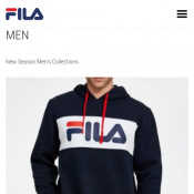 FILA Summer clearance - Mens shoes $36 (was $109)