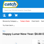 Happy Lunar New Year: $8.88 Day (ALL Items for $8.88) Deal Image