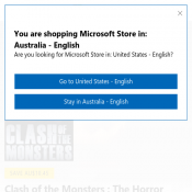 Clash of the Monsters : The Horror Fighting Game FREE (RRP AU$10.45) @Microsoft Deal Image