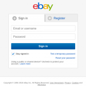 List & Sell Your Pre-Loved Items for $1! Today Only @eBay Deal Image