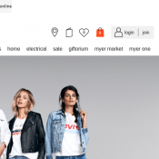 Feels Like Home 30% OFF When you spend $50 or more @Myer Deal Image