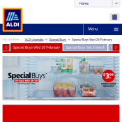 ALDI Special Buys 28 February Kitchen Essentials Deal Image