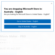 Microsoft Store - Movie Maker - PRO Free (was $7.45)