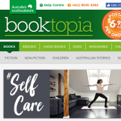 Free Shipping on all Orders - Minimum Spend $17 @Booktopia Deal Image