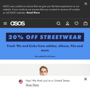 Up to 60% Off Big Bands @ASOS Deal Image