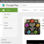 FREE Android App Dungeon Defense (RRP  $1.31) @Google Play Deal Image