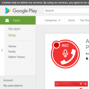 Free Android App: Automatic Call Recorder (ACR) Pro (Was $5.99) Deal Image