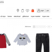 Myer Click Frenzy Junior- Clothing and Fashion Deal Image
