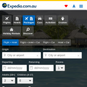 12% Off Hotel Booking (code) via American Express @Expedia A.U Deal Image