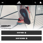 Further 20% Off On Sale Outlet Styles @Adidas Deal Image