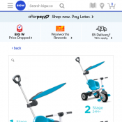Fisher-Price 3 In 1 Charm Plus Trike $70.40 Deal Image