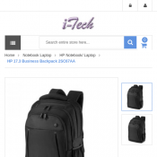 "HP 17.3"" Business Backpack for $37 Deal Image"