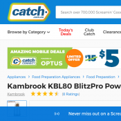 Kambrook KBL80 BlitzPro Power Blender $79 Deal Image