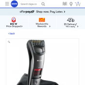 Philips Beard & Stubble Trimmer Series 3000 Only $30! Deal Image