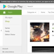 FREE Android App WW2 Aircraft Strike (RRP $5.19)