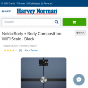 Nokia Body + Body Composition WiFi Scale $149 Deal Image