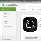 Free Android App 'Autoset - Android Automation Device Settings' (was $2.99) @Google Play Deal Image