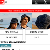 Latest Clearance Bargains: Up to 67% Off @Uniqlo Deal Image
