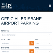 Weekend Parking Specials start from $49 @Brisbane Airport Deal Image