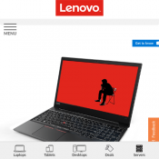Lenovo ThinkPad E580 $899 (RRP $1,499)  Deal Image