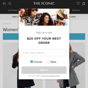 40% Off Iconic Exclusive Styles @The Iconic Deal Image