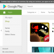 Free Android App 'TA: Little Red Riding Hood' (RRP $1.99) @Google Play Deal Image