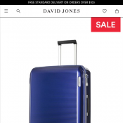 SAMSONITE Arq Spinner 69cm $287.40 Deal Image