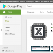 FREE Android App 'CPU Widgets' (RRP $1.3) @Google Play