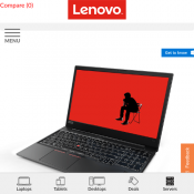 Lenovo - Thinkpad E580 8th Gen FHD Screen Laptop $879 Delivered (Was $1599) Deal Image