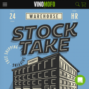 24HRS Wine Stoctake Sale: Free Shipping on all Orders + Up to 69% Off Clearance @Vinomofo