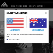 End of Season Sale: Up to 50% Off @Adidas Deal Image