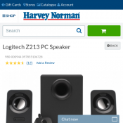 Logitech Z213 PC Speaker $25 Deal Image