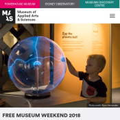 Free Museum Weekend 2018 23 and 24 June Deal Image