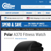 Polar A370 Fitness Watch A$227.99 Deal Image