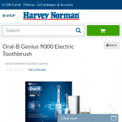 Oral-B Genius 9000 Electric Toothbrush $179 Deal Image
