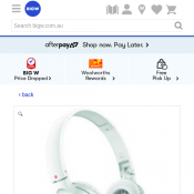 Pioneer Enclosed Foldable Dynamic Headphone $17.00  Deal Image