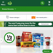 Woolworths - 15% Off App Store & iTunes Gift Cards Deal Image